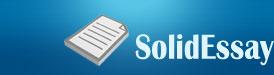 SolidEssay Logo
